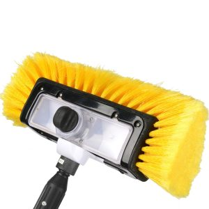 1 CB H7 tri level flow thru brush with soap dispenser - Copy