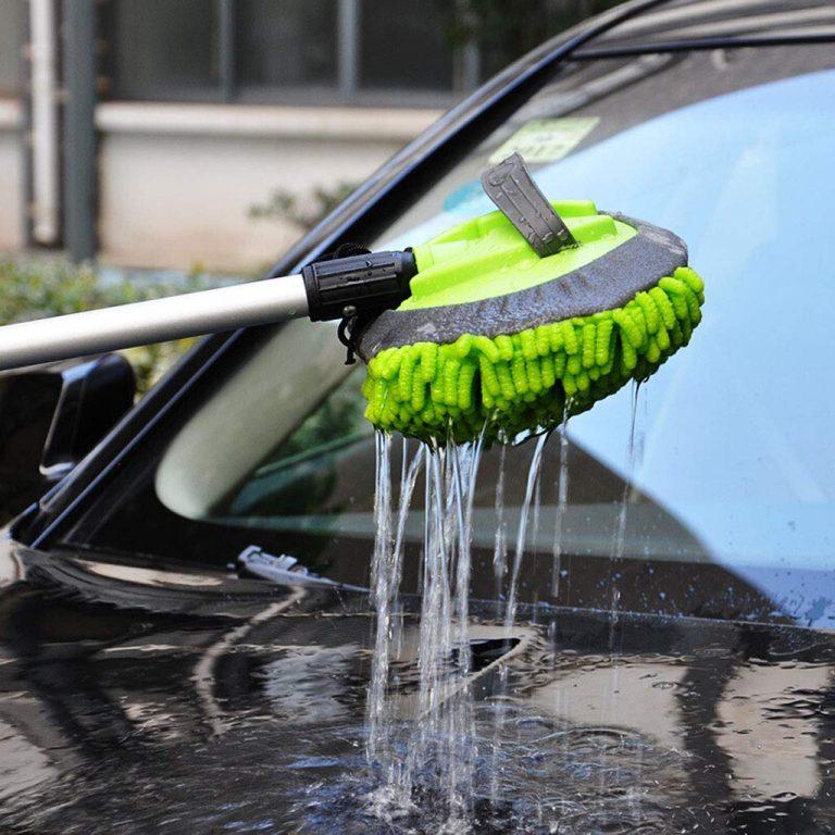 WATER FLOW BRUSH