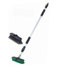 CB0580 water flow brush set with two brush head