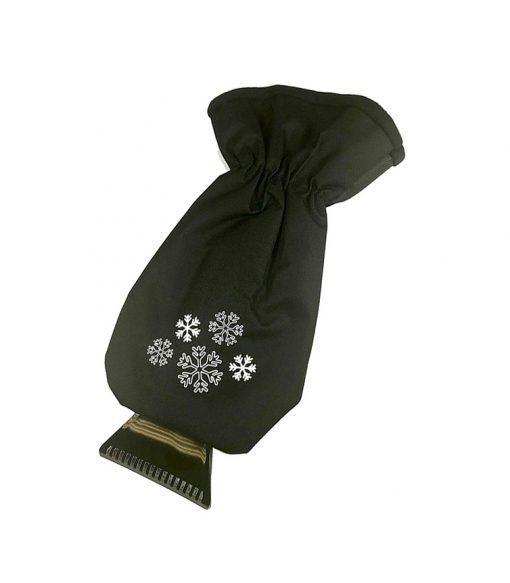 Ice Scraper with Warm Printed Glove