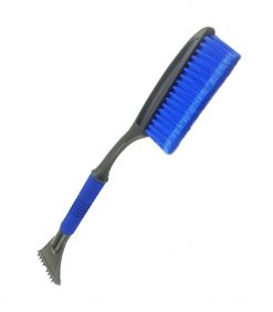 Fixed Head Snow Brush with 26'' Foam Comfort Grip