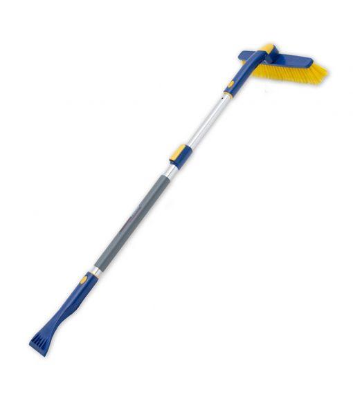 Long Handle Snow Brush with Swivel Head