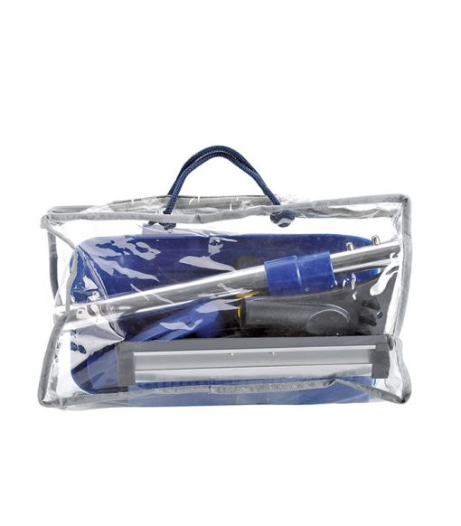 Portable Car Winter Cleaning Kit in Transparent Bag