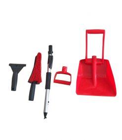 5pcs Snow Brush Kit