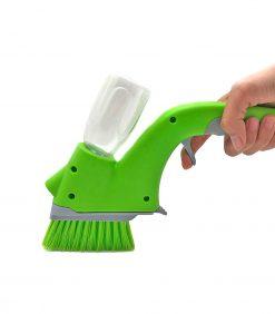 Multi-UseSprayingCleaner with Brush Slider