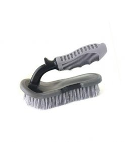 Tire & Carpet Cleaning Brush