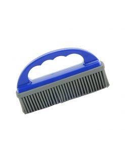 rubber tpr bristle pet brush car brush