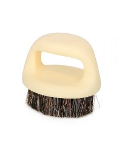 horse bristle car detailing brush