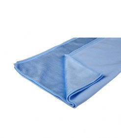 Lint Free Glass Cleaning Microfiber Cloth