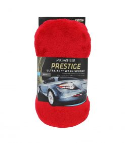 Coral Fleece Dual Sided Soft Bone Shape Car Wash Pad