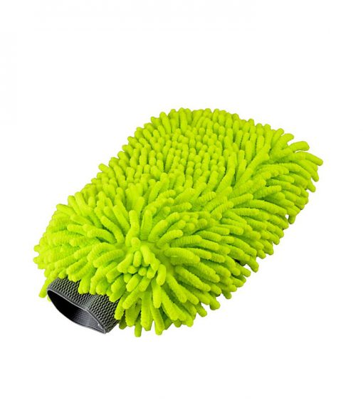 Premium Dual Sided Chenille Microfiber Wash Mitt