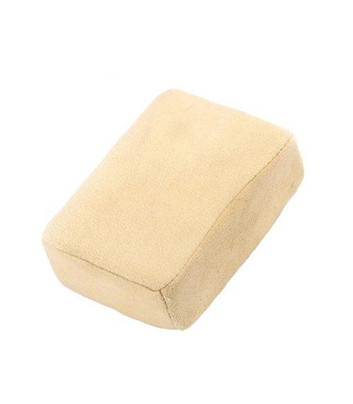Genuine Chamois Sponge Size 12x8x4cm