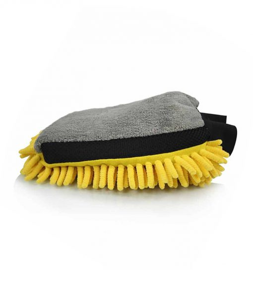 26x17cm Universal Premium Chenille Microfiber Wash Mitts for Car Cleaning