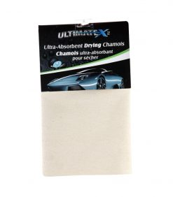 Ultra Absorbent Lint Free South Korea Artificial Suede Chamois for Car