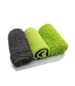 Light Chenille Microfiber Cloth for Car