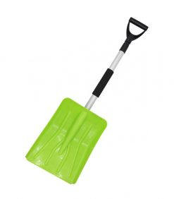extendable aluminum handle shovel