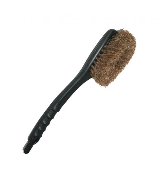 Horsehair Water Fed Wheel Brush