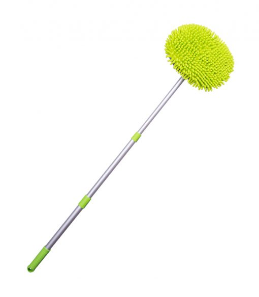 chenille brush mop cleaning window and car