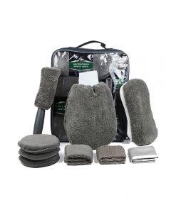 9pcs car cleaning tool kit