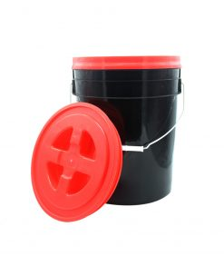 20L 5 gallon plastic bucket for car cleaning