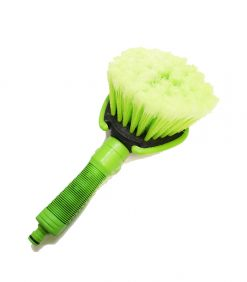 Soft Car Cleaning Brush with Hose Connector