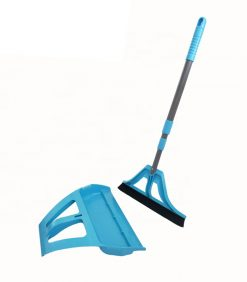 garden broom dustpan set