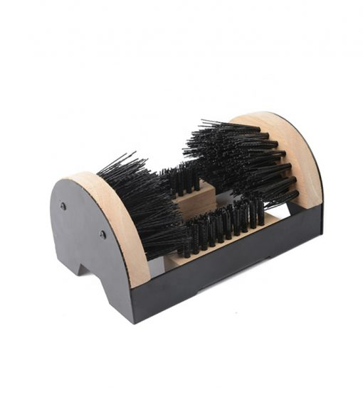 Durable Short Handle Cleaning Golf Shoe Brush
