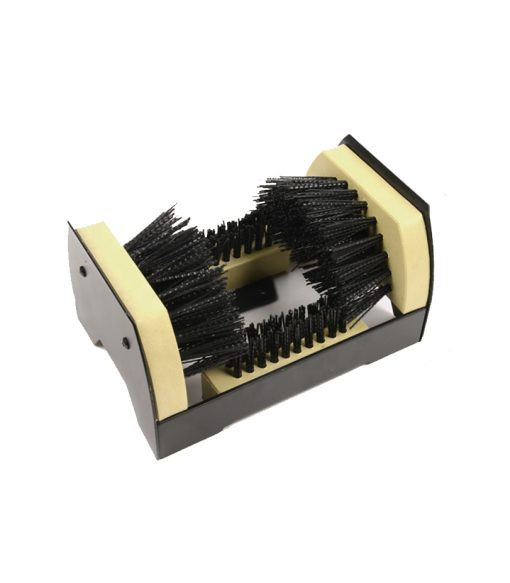 garden shoe brush
