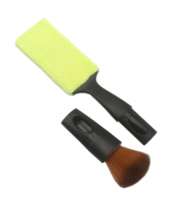 detachable detailing brush