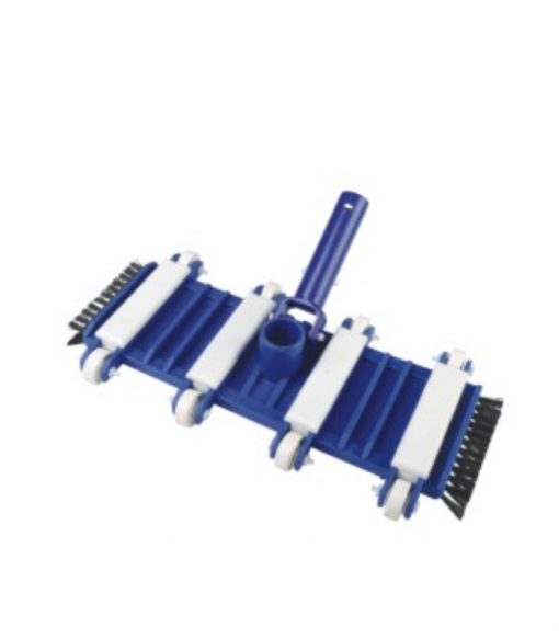14'' flexible vacuum head/with side brush