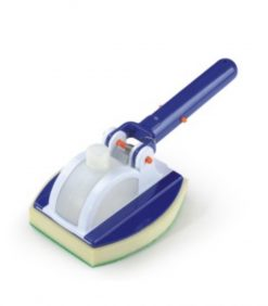 sponge mat brush