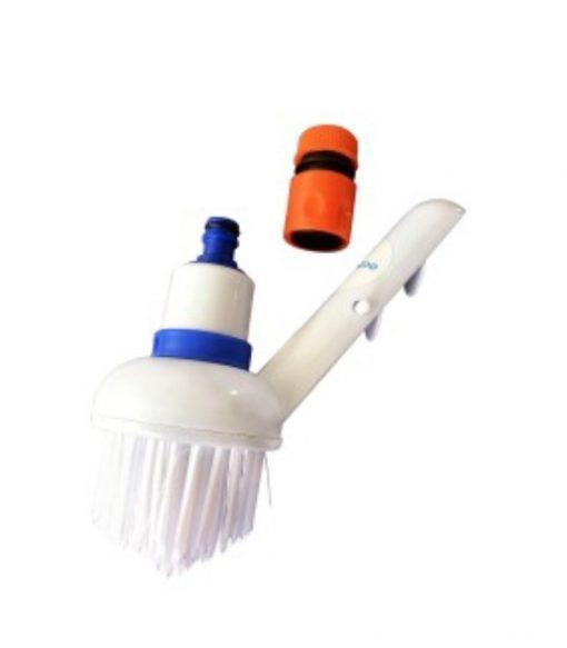 jet bristles corner vacuum brush