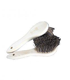bassine fiber brush