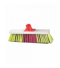 outdoor broom sweeper floor scrub