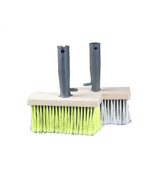 deck corner brush